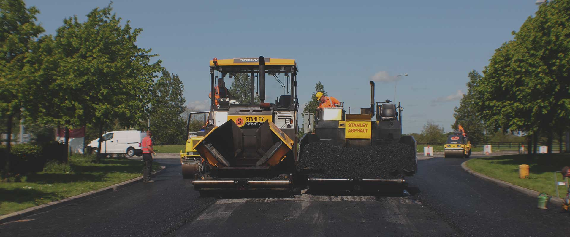 Stanley Asphalt - Asphalt & Macadam Surfacing